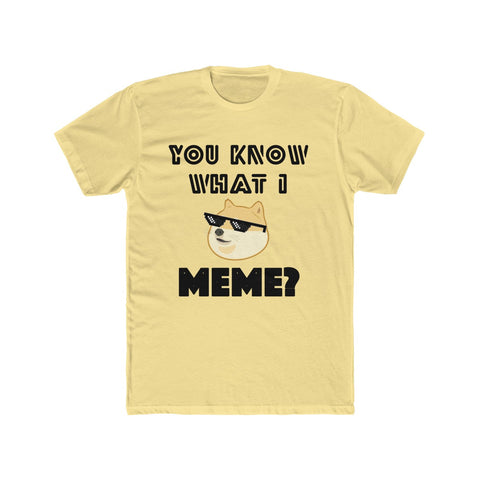 You Know What I MEME? Funny Doge Meme