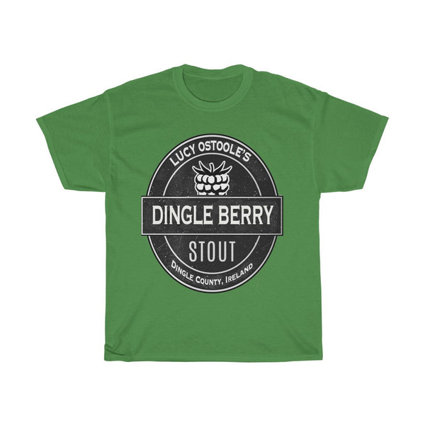 The Dingle Berry Stout Lucy O'Stoole's Irish Paddy's Day Funny T-Shirt
