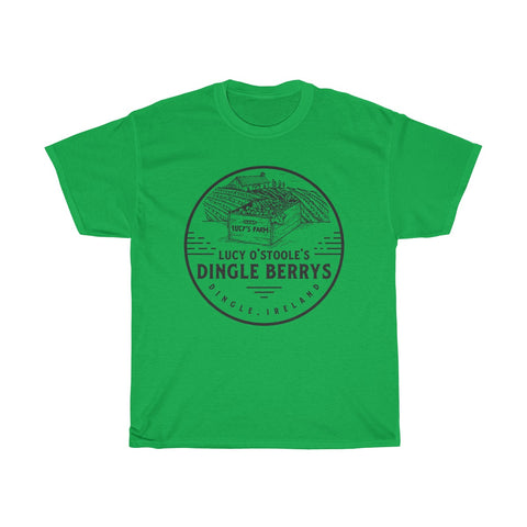 Dingleberry Lucy O'Stoole's Dingle Berries From Dingle Ireland Funny Irish Shirt