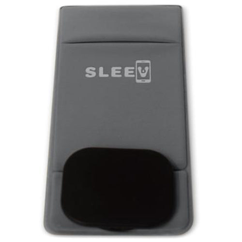 3-in-1 Phone Wallet (Grey) | Phone Wallet, Grip & Kickstand | Sleevd