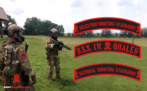 SELECTION SHOOTING STANDARD -TRIPLE S TARGETS