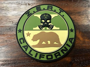 California Stat Patch - MC