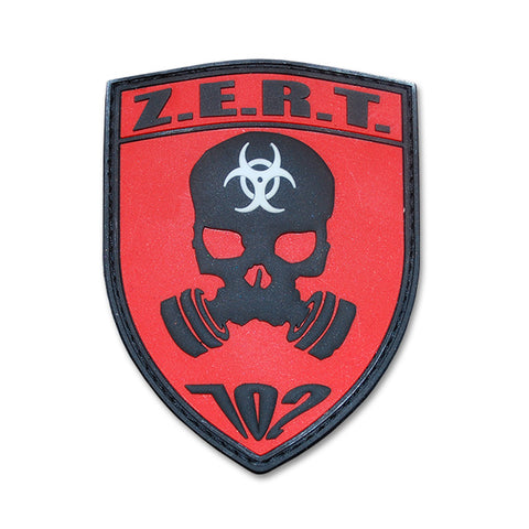 "Z.E.R.T. 702 3"" Mini Patch"
