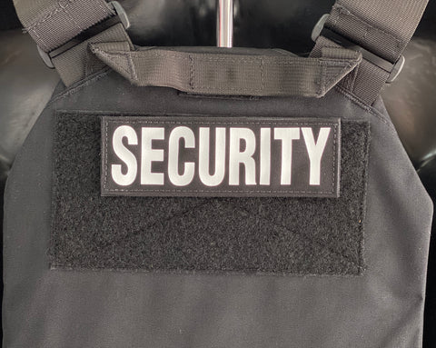 "Image of ""SECURITY"" PATCH"