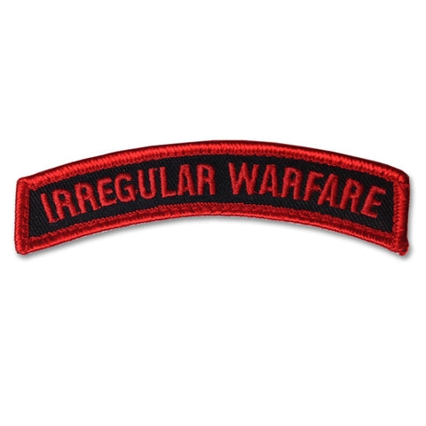 Irregular Warfare Tab