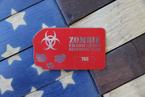 Red Metal Card