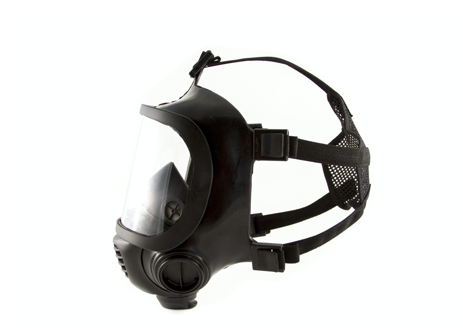MIRA Safety CM-6M Tactical Gas Mask Full-Face Respirator