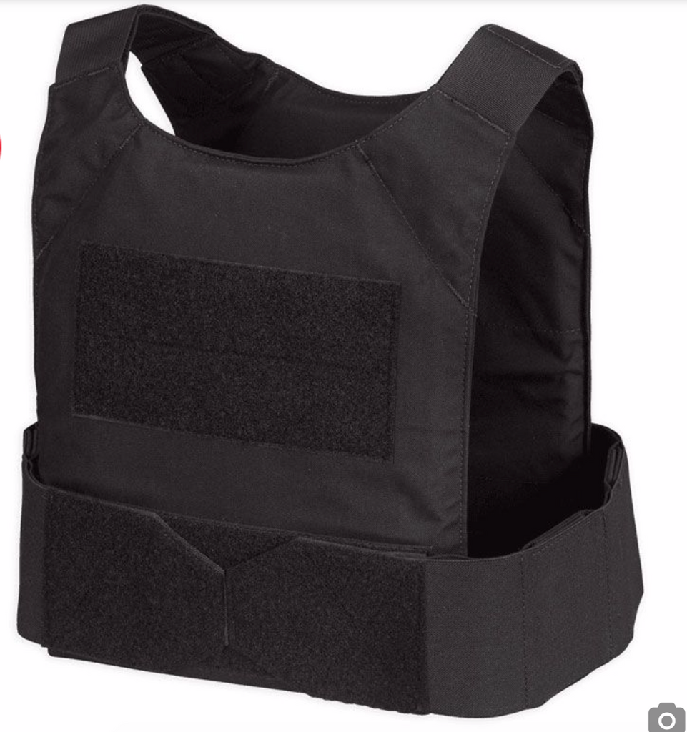 LOW-VIS PLATE CARRIER (LVPC)