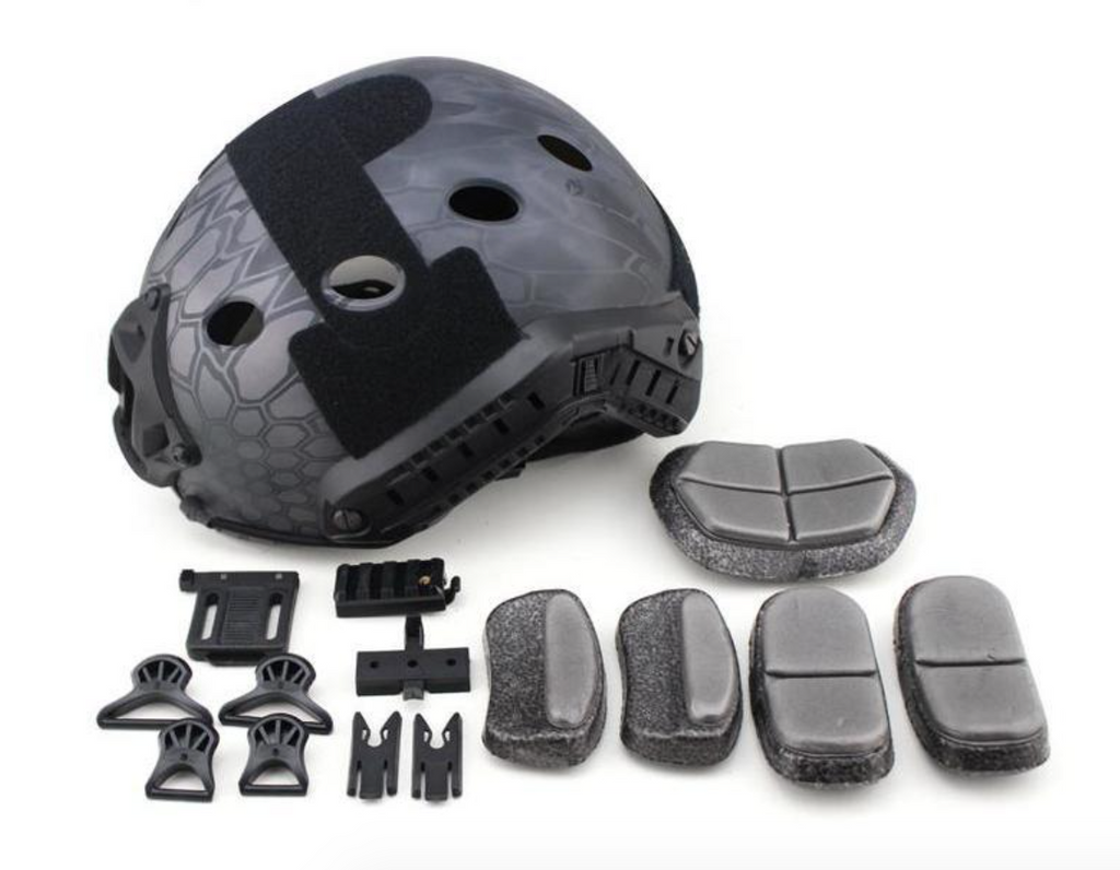 TACTICAL BUMP HELMET
