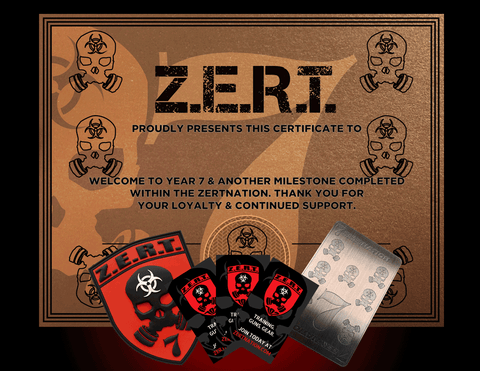 Image of ZERT-Year7-BUNDLE