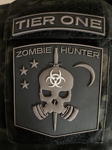 TIER 1 ZOMBIE HUNTER PATCH v2