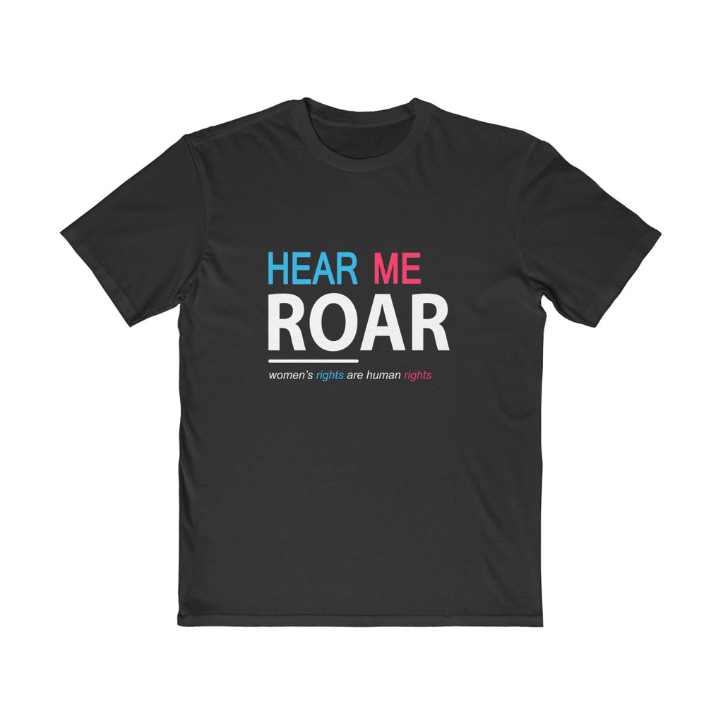 Hear Me Roar  Unisex T Shirt