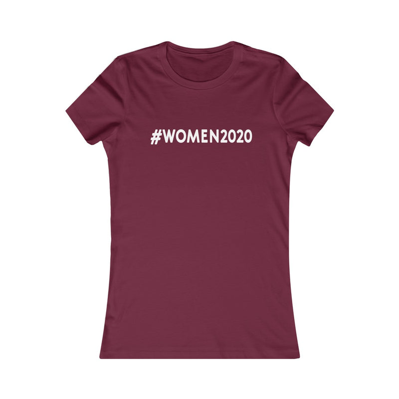 women 2020 fitted t shirt
