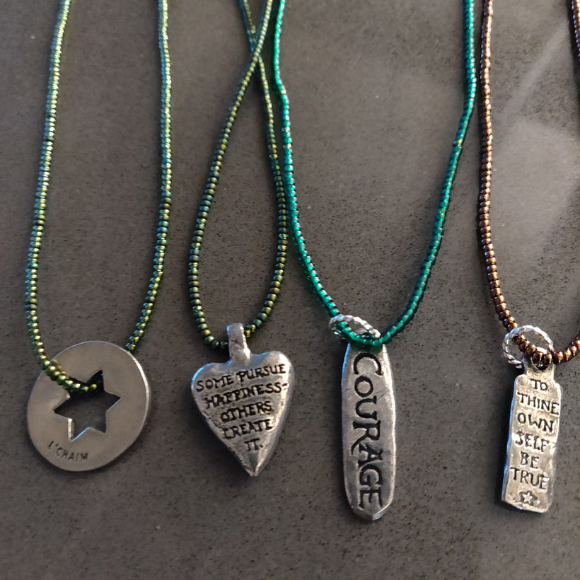 Inspiration Necklaces