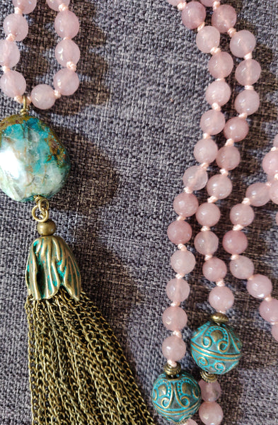 SOLD: MaryKate's Mala