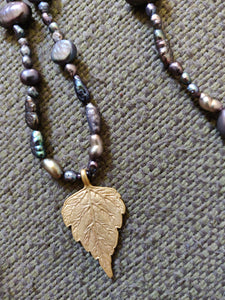 Serenity Inspiration Necklace (Has Matching Earrings and Mala)