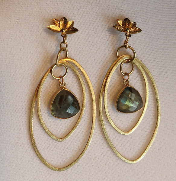 Golden Labradorite Dream
