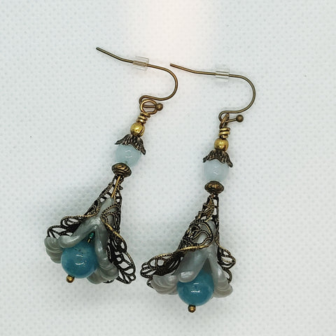 Bohemian Floral Earrings