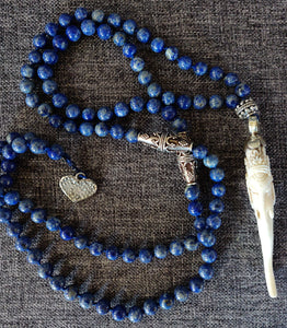 Elephant and Lapis Mala