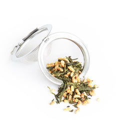 Organic Loose Leaf Tea, Genmaicha