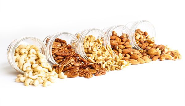 Organic Nuts Assortment