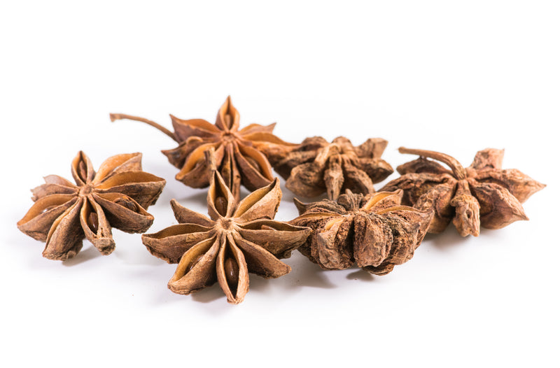 Organic Star Anise, whole