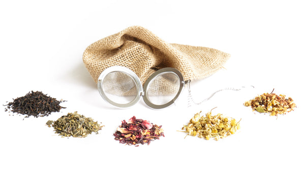 Organic Tea Bundle