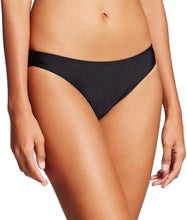 Load image into Gallery viewer, Xhilaration Women's Cheeky Bikini Bottom | Medium | Black