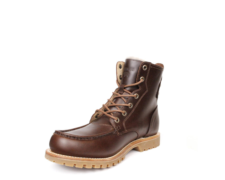 Ibex Boot - Black Cherry