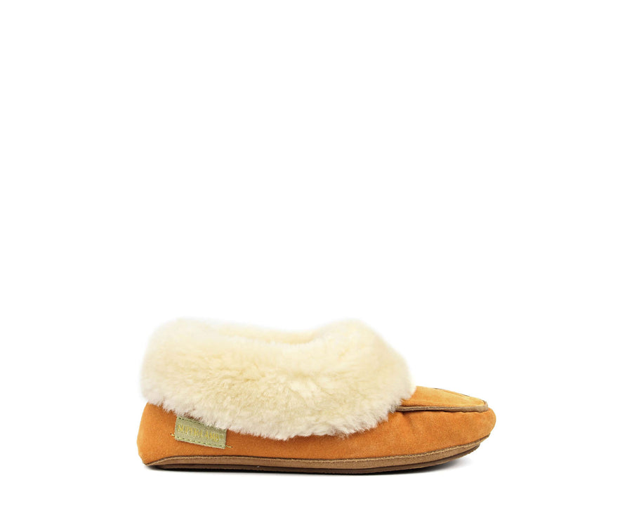 Moccasin - Faded Orange