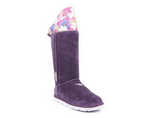 Mongol Boot - Purple