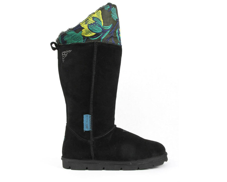 Mongol Boot - Black