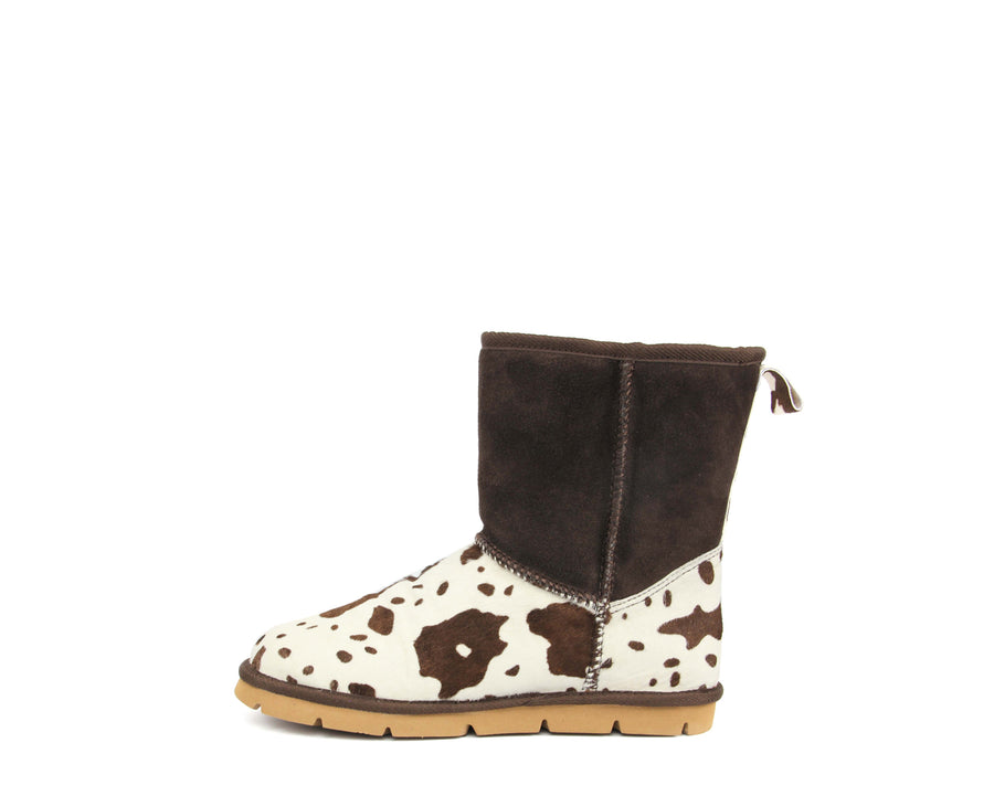 Turano 7.5 Boot - Chocolate/Cow