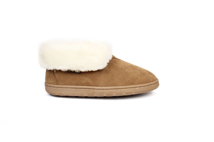 FOLDABLE  SHEEPSKIN BOOT