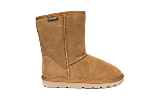 SHORT SHEEPSKIN BOOT