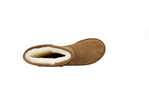 TALL SHEEPSKIN BOOT