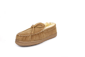 MOCCASIN SHEEPSKIN SLIPPER