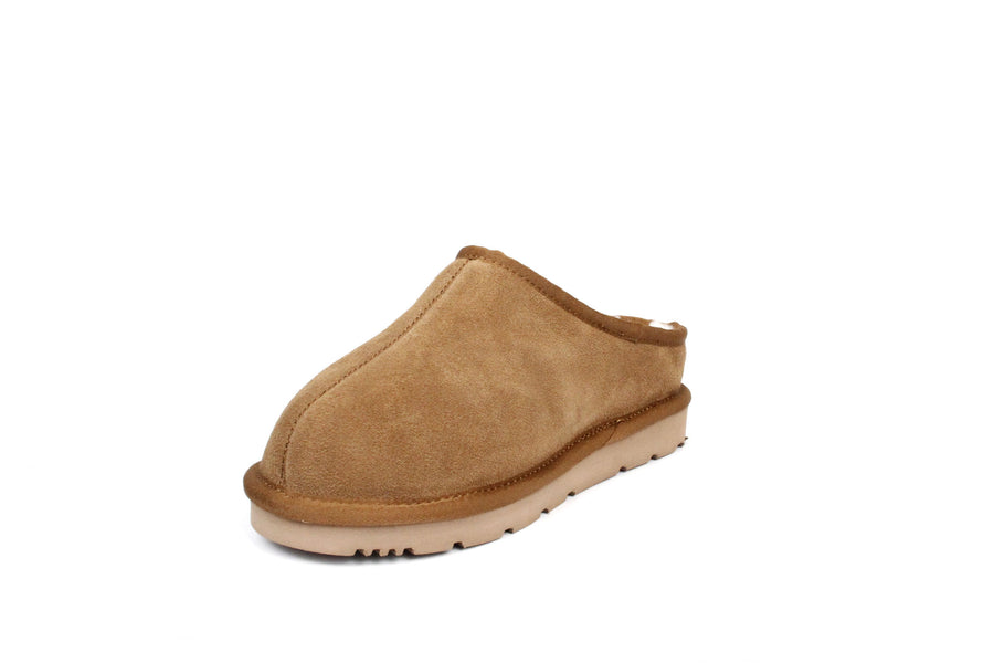 CLOG SHEEPSKIN SLIPPER