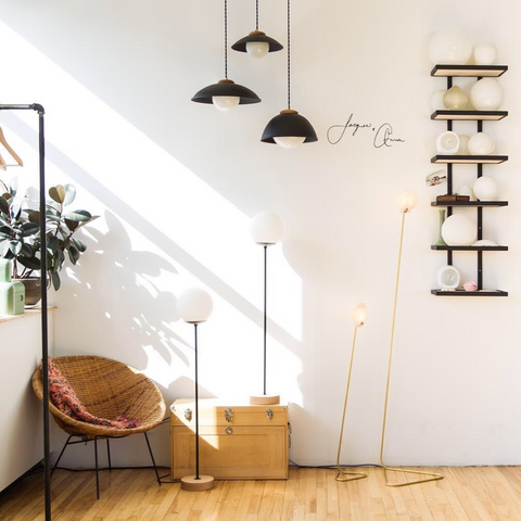 montreal's bespoke lighting store
