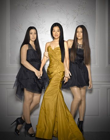 Vera Wang and Daughters