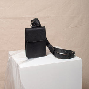 The Pitti Belt Bag in Black