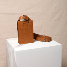 Load image into Gallery viewer, The Pitti Belt Bag in Tan