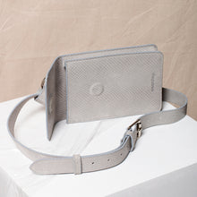 Load image into Gallery viewer, The Pitti Belt Bag in Light Grey