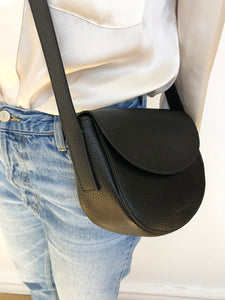 The Corsia Crossbody in Black