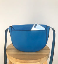 Load image into Gallery viewer, The Corsia Crossbody in Bright Blue