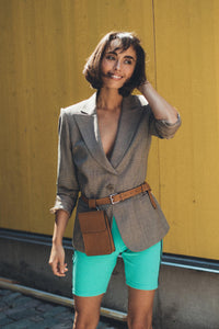 The Pitti Belt Bag in Tan