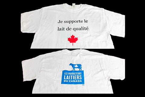 Lait canadien T-Shirt - Men