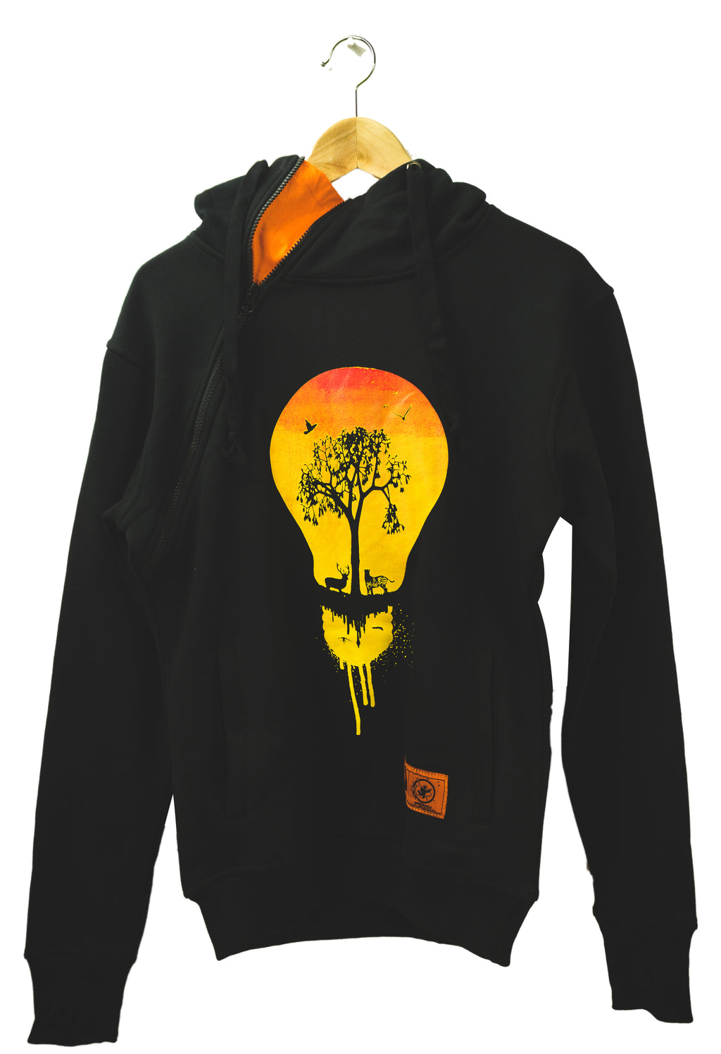 The two worlds Hoodie