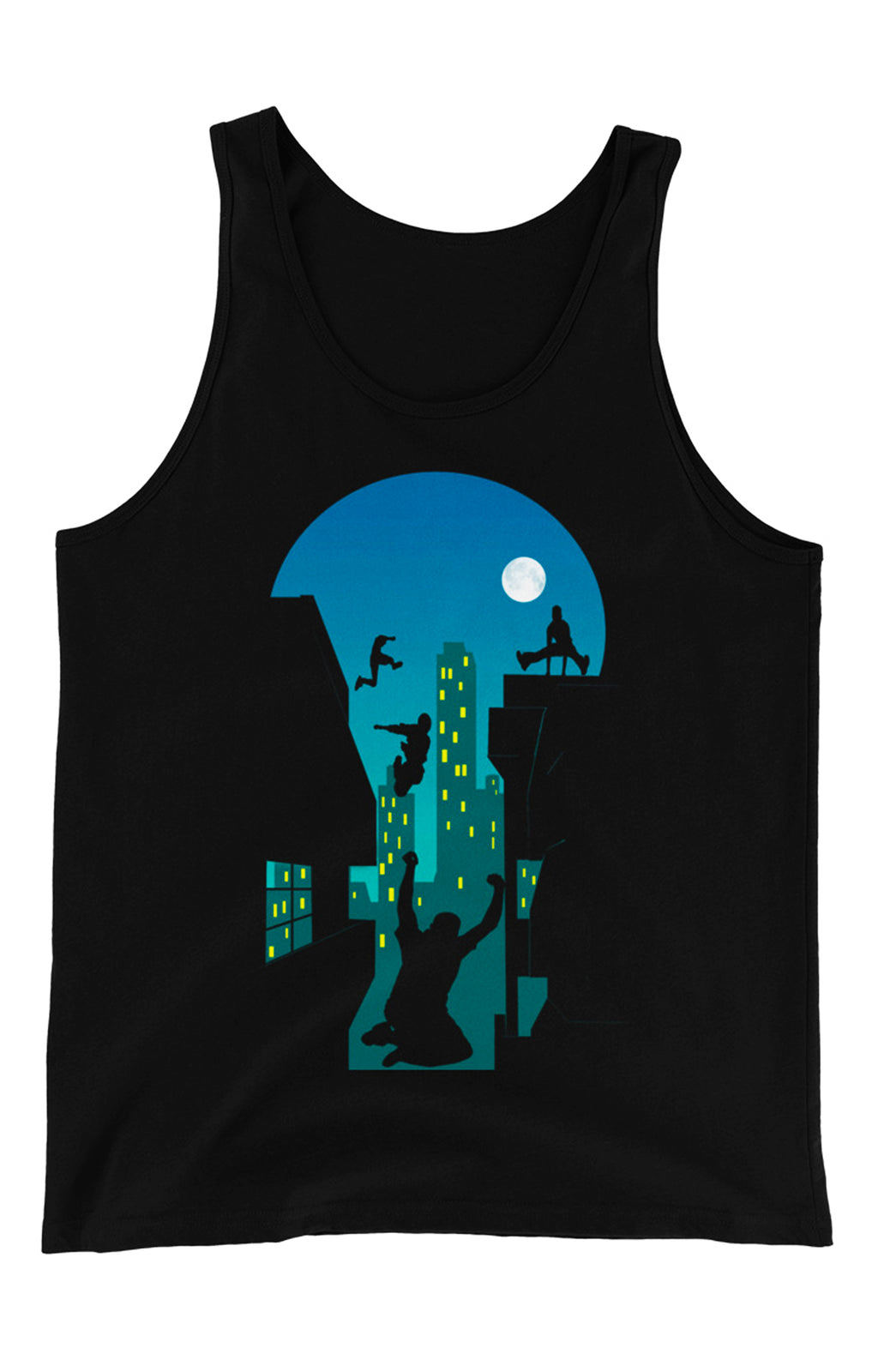 Night warriors Tank Top