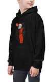 Urban space Monkey Kid Hoodie